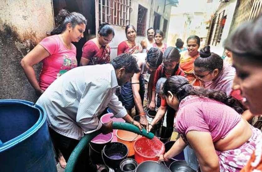 मीरा-भायंदर में अब महीने में चार दिन नहीं मिलेगा पानी