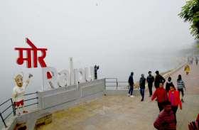 कोहरे में राजधानी, देखिए बदले मौसम की धुंध वाली ये तस्वीरें..