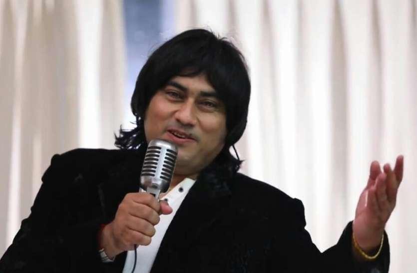 किशोर के गीतों से आईटीबीपी के जवानों का जोश बढ़ाएंगे सिंगर अनिल
