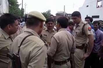 Big Breaking: गुर्जर समाज के युवक की हत्या से मेरठ में बवाल, तनाव के बाद भारी पुलिस बल तैनात
