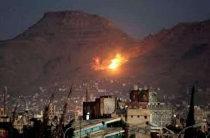 हौती विद्रोहियों ने करा सीजफायर का उल्लंघन, यमन सेना पर किया हमला