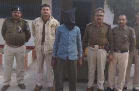डकैत भोला यादव का एक और साथी आया पुलिस गिरफ्त में