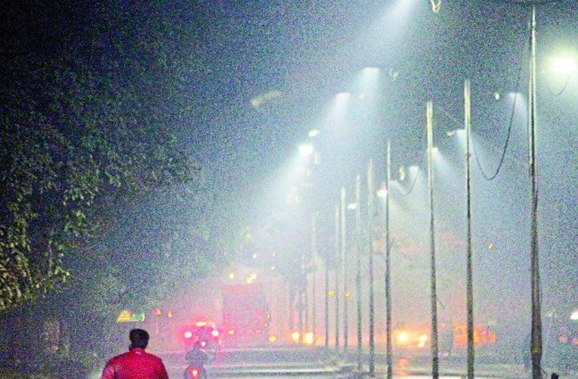 ग्वालियर चंबल संभाग में सबसे ठंडा रहा ये शहर,मौसम वैज्ञानिक ने अब कही यह बात