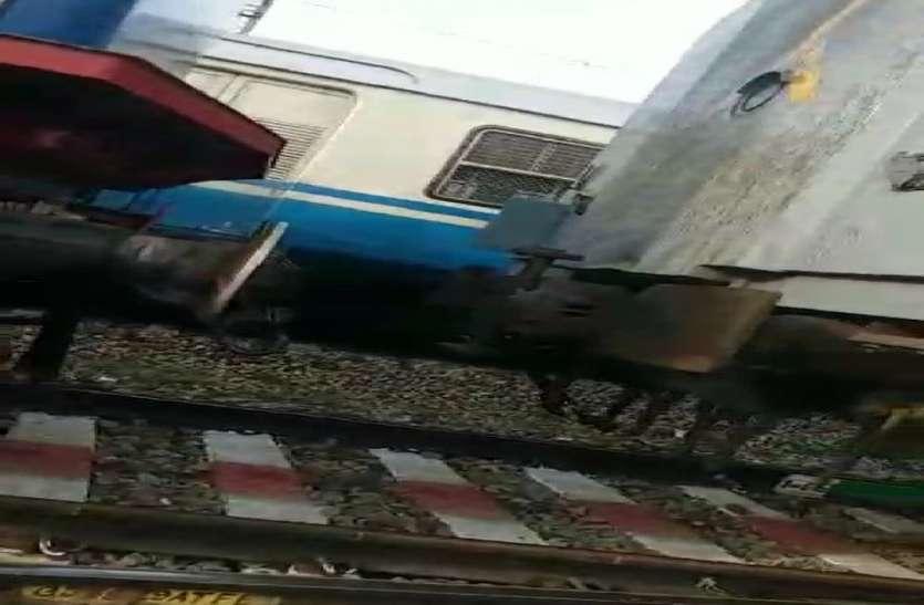 इंदौर की इस खास ट्रेन के साथ हुआ लिंगमपल्ली में हादसा