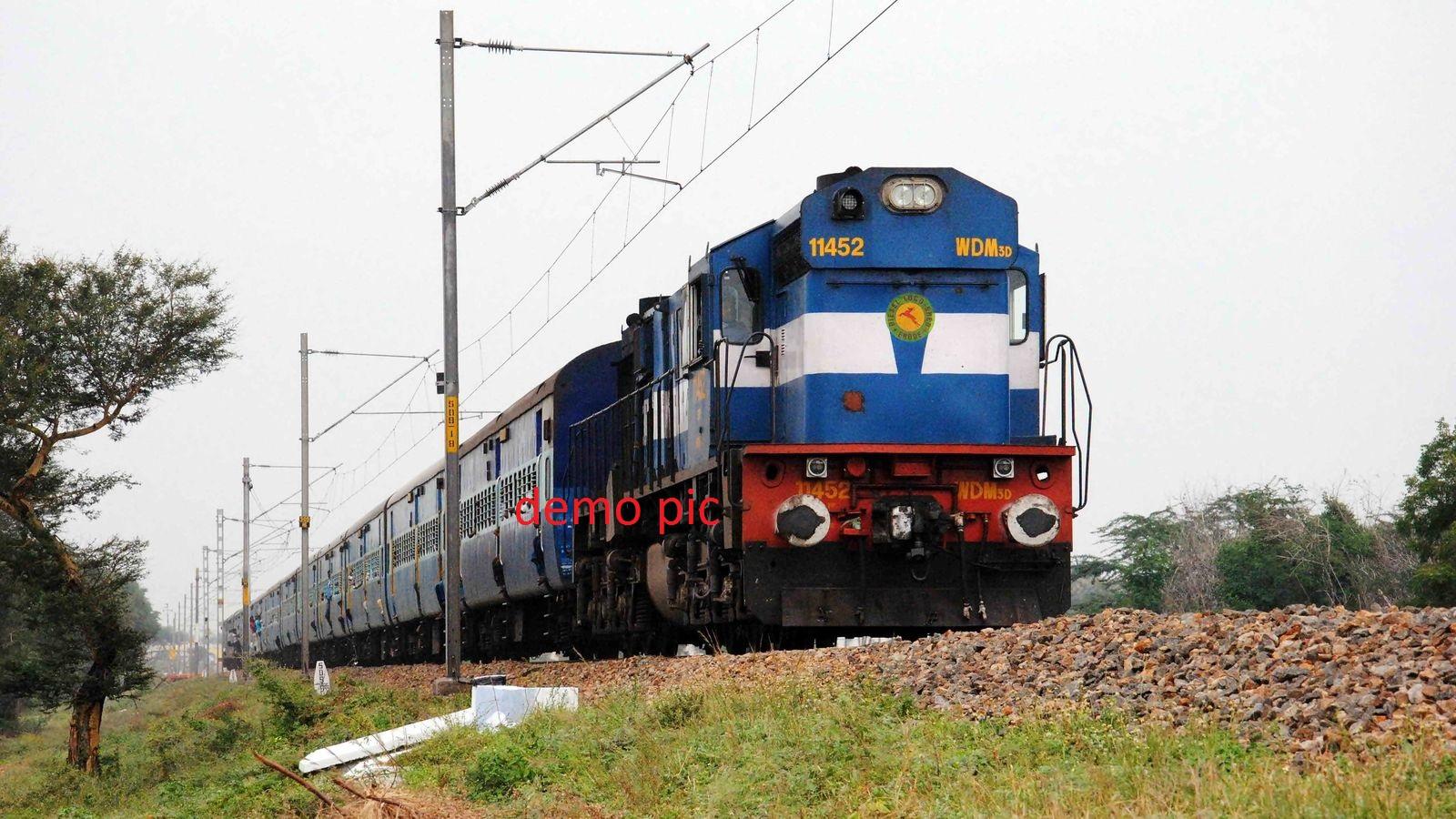 अजमेर, उदयपुर का अभी तक ट्रेन से सीधा जुड़ाव नहीं, सीधी ट्रेन नहीं होने से लोगों को हो रही परेशानी