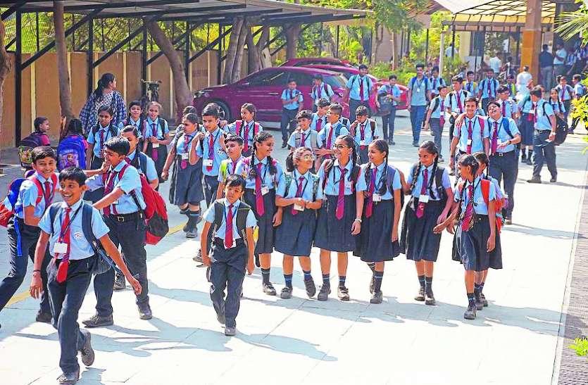सरकारी स्कूल फिर हुए गुलजार, प्राइवेट स्कूलों में वेकेशन जारी