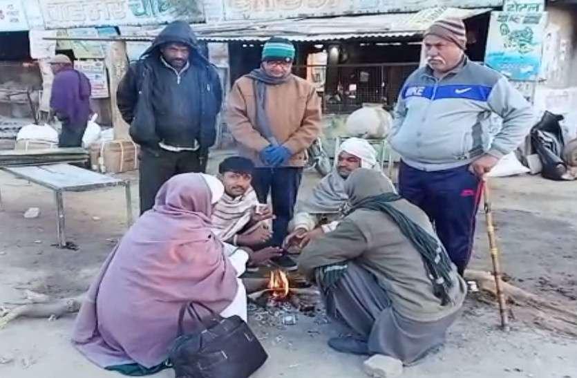 winter stroke in Jaisalmer