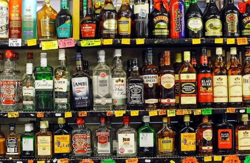 चुनाव के दौरान यहां हुई है शराब की रिकॉर्ड बिक्री, आबकारी विभाग ने नहीं की कोई कार्रवाई