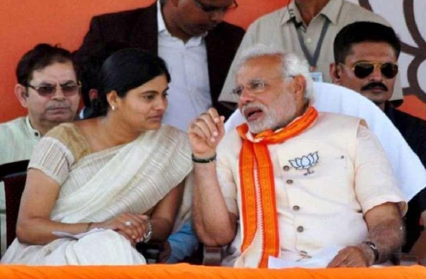 BJP और अपना दल गठबंधन पर 2019 में कहीं भारी न पड़ जाय भाजपा की गुटबंदी