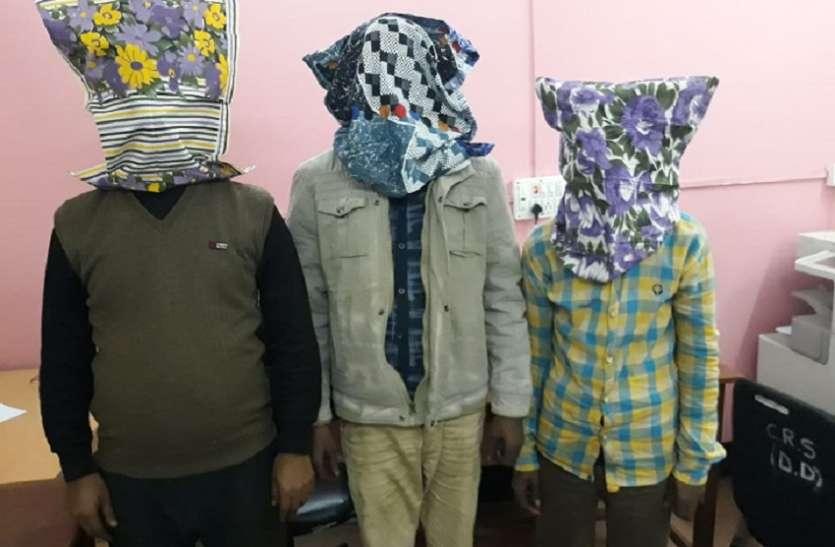 टिकियापाड़ा में अवैध हथियार का कारखाने का पर्दाफाश