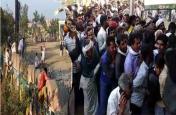 राजस्थान में यहां किसानों का टूटा सब्र, खबर सुनते ही दीवार फांदकर दौड़ पड़े अन्नदाता