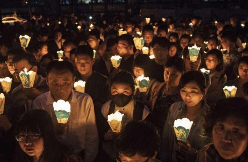 चीन में मुसलमानों के बाद अब ईसाईयों पर साधा जा रहा है निशाना, हिरासत में लिए गए 100 लोग
