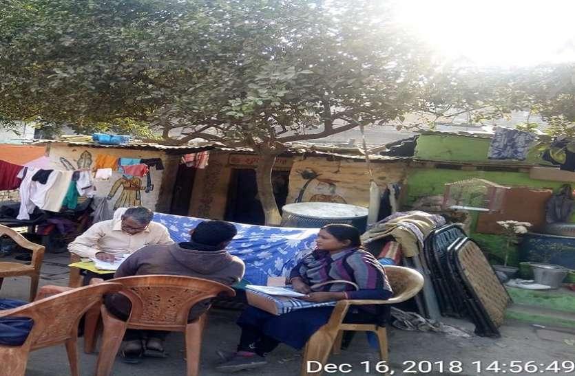 वाराणसी में विकास के नाम पर उजाड़ी जाएगी दलित बस्ती