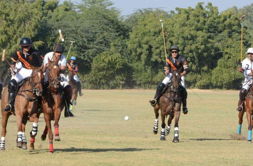 पोलो हेरिटेज ने जोधपुर को हरा जीता खिताब