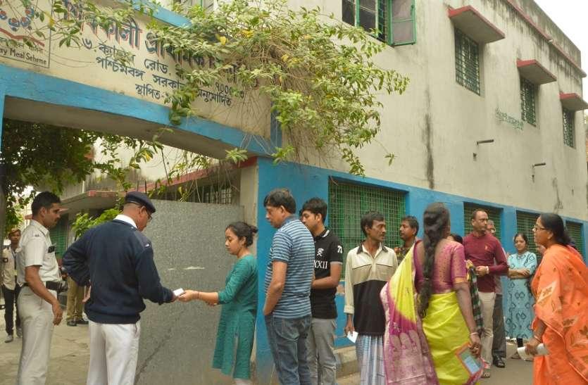 कोलकाता नगर निगम : वार्ड नंबर 117 के उपचुनाव में 64 फीसदी हुआ मतदान