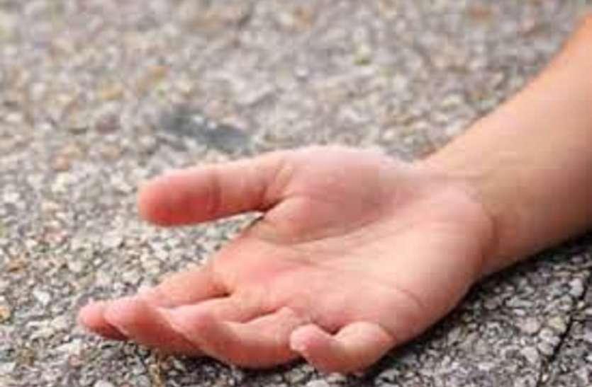 तेहट्टा में गृहवधू ने की आत्महत्या