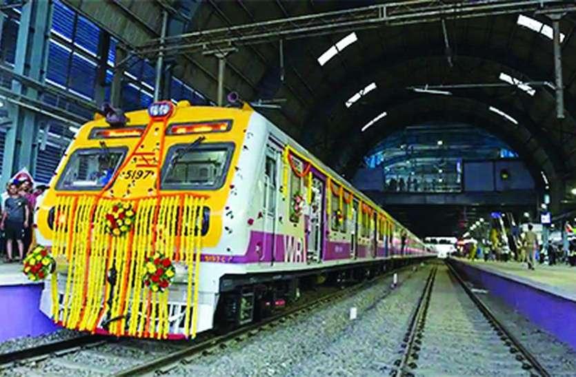 बिना टिकट यात्रियों से वेस्टर्न रेलवे ने वसूले 14.81 करोड़ रुपए
