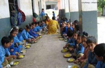 जोधपुर जिले की 1442 स्कूलों के मिड डे मील खाद्यान्न व राशि आवंटन पर संकट, यह है बड़ा कारण