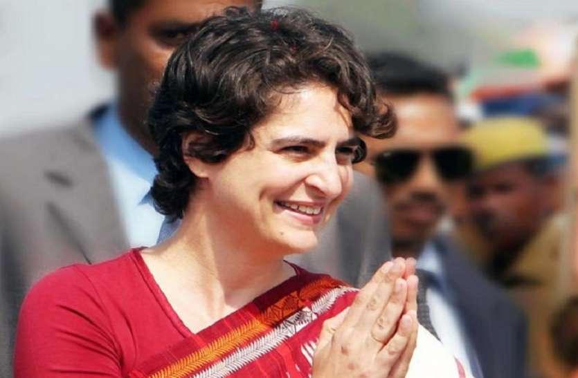 लोकसभा चुनाव से पहले प्रियंका गांधी कर सकती है बड़े खुलासे, चल रही है तैयारी