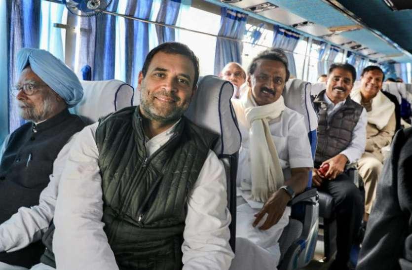 राहुल गांधी ही होंगे PM पद के उम्मीदवार, DMK नेता ने बताई यह वजह