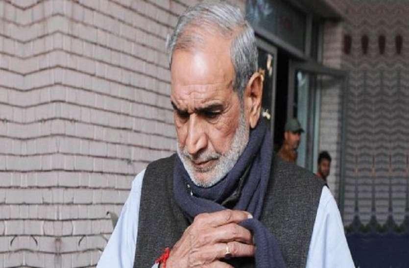 सिख दंगों में दोषी करार दिए जाने के बाद सज्जन कुमार ने दिया कांग्रेस से इस्तीफा, 31 दिसंबर तक करना है सरेंडर