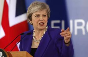 लंदन में पीएम टेरेसा में के खिलाफ विपक्ष ने पेश किया अविश्वास प्रस्ताव