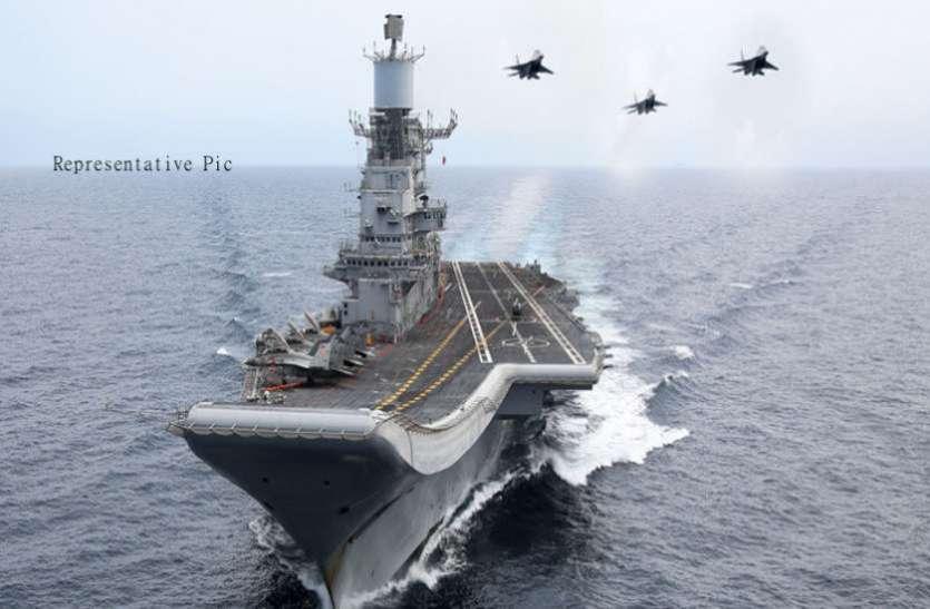 Indian Navy Recruitment 2018 : 17 से 21 साल के बीच है उम्र, तो इन बंपर पदों के लिए करें अप्लाई