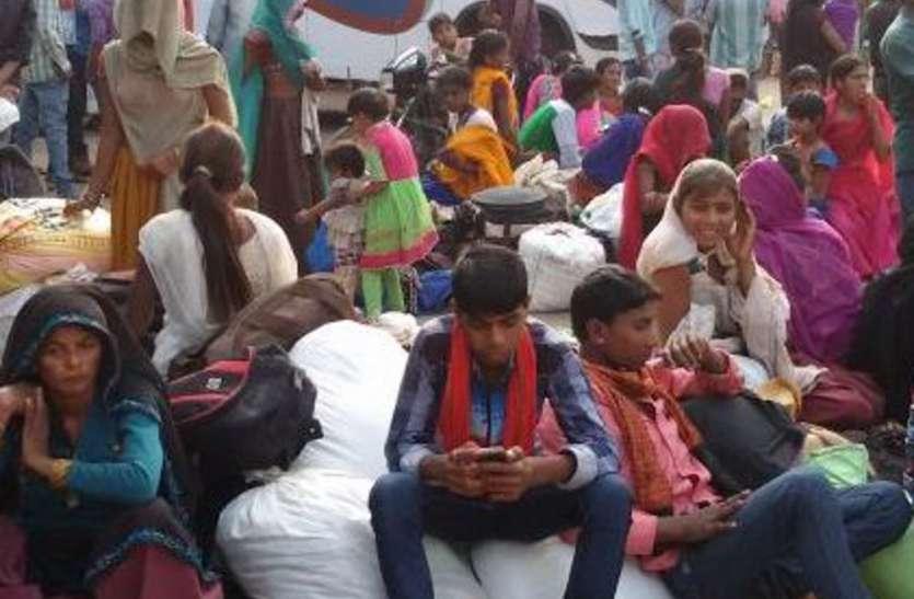 रोजगार देने के मामले में पन्ना जिले का मप्र में 42वां स्थान