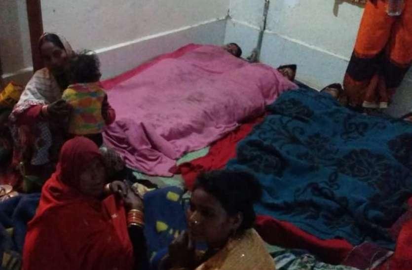 अस्पताल की क्षमता 30 बेड की और 62 महिलाओं की कर दी नसबंदी