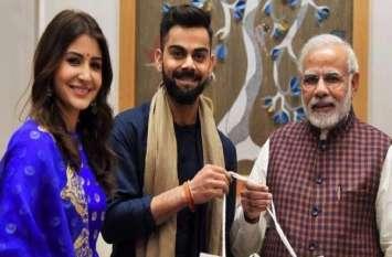 कोहली और पीएम मोदी अपने क्षेत्रों के विराट खिलाड़ी, वित्त मंत्री अरुण जेटली ने कहा हराना आसान नहीं
