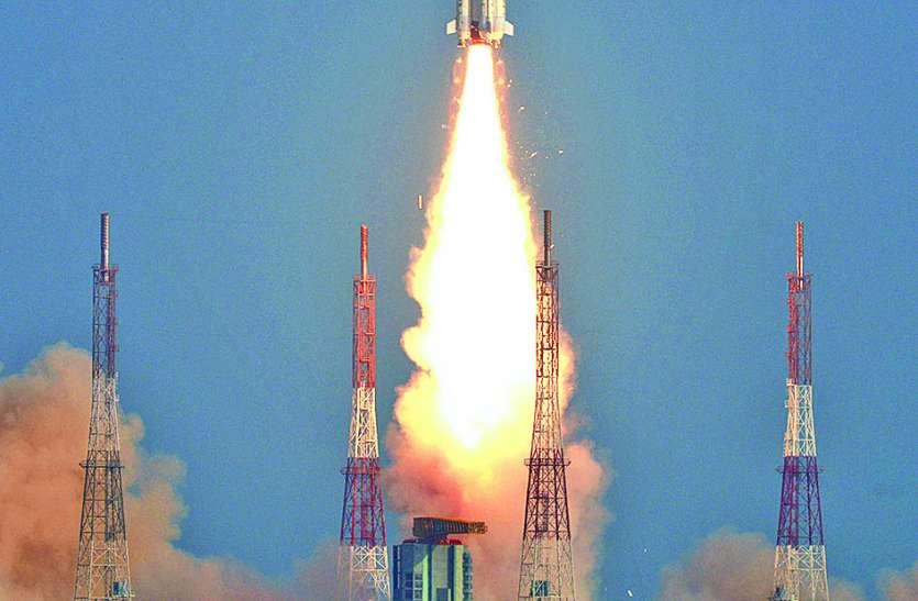 युद्ध में वायुसेना की ताकत बढ़ाएगा उपग्रह जीसैट-7 ए