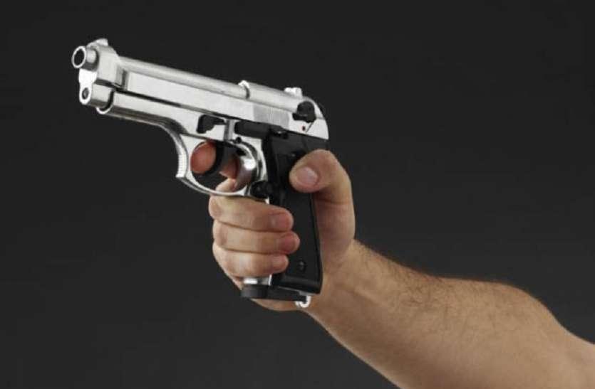 चंदननगर में रंग मिस्त्री की गोली मारकर हत्या