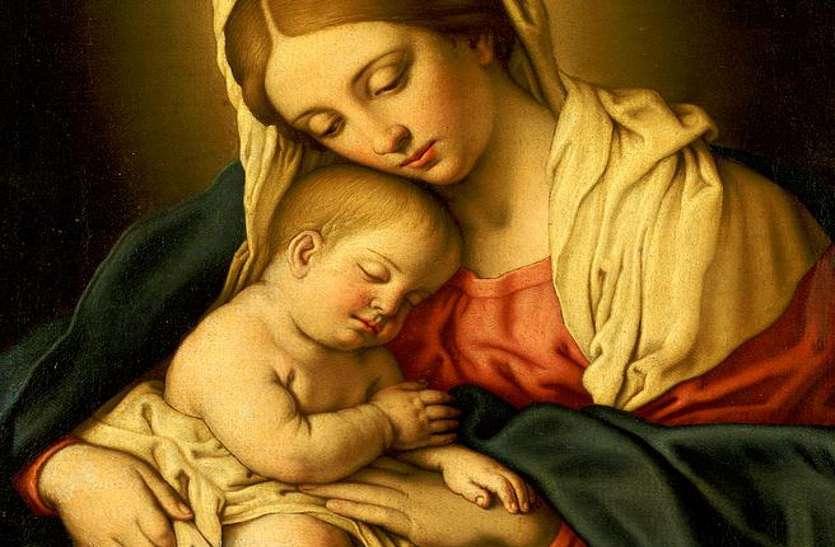 कुंआरी माता मरियम के गर्भ से पैदा हुए थे प्रभु ईसा मसीह