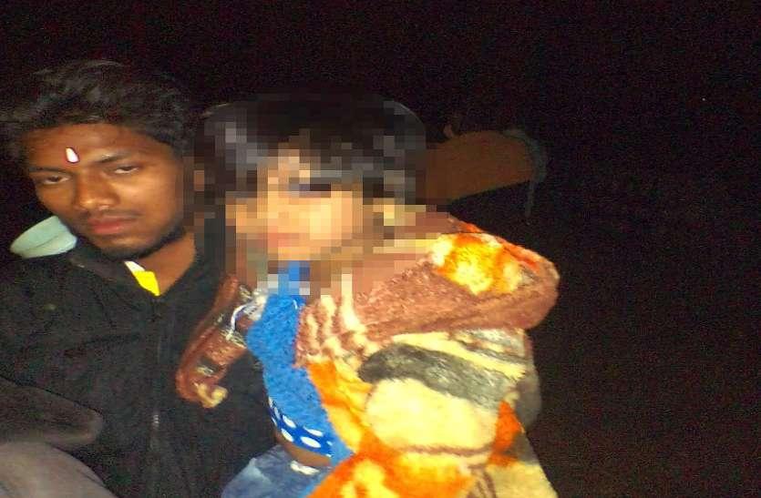 Breaking : नाकाम रहा अपहरण का प्रयास, ग्रामवासियों की तत्परता से सकुशल घर लौट आई चार साल की बच्ची
