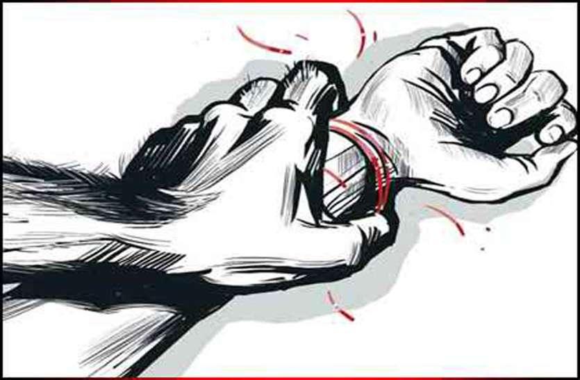 नाबालिग से दुष्कर्म का आरोपी गिरफ्तार