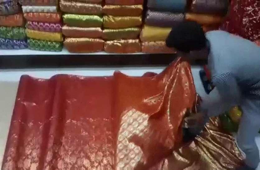 कभी ज़री बनी थी सूरत शहर की पहचान, लेकिन दीपावली के बाद भी नहीं खुली फैक्ट्रियां