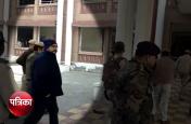 VIDEO: कोर्ट में पहुंचा ये शख्स तो मौके पर पहुंच गए पीएसी और 150 पुलिसवाले, फिर दिखा ऐसा नाजारा