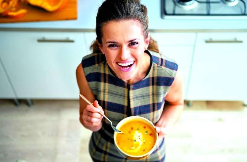 सर्दियों में पीएं सूप और काढ़ा, बढ़ेगी इम्युनिटी