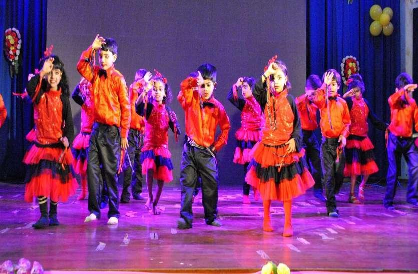 Photo Gallery ;  एसएनजी स्कूल के नन्हें सितारों ने मंच पर बिखेरें जलवें