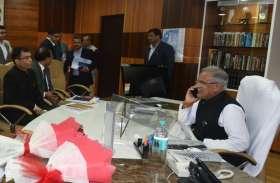 Chhattisgarh: CM भूपेश ने मंत्रियों को नए सिरे से सौंपी जिलों की कमान