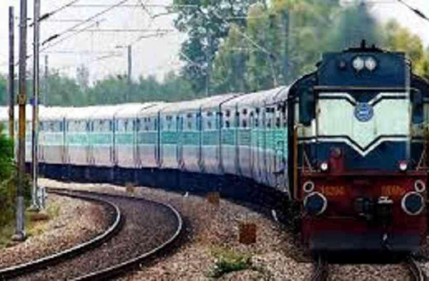 बांद्रा टर्मिनस से जयपुर व अजमेर के लिए हॉलीडे विशेष ट्रेनों के फेरे