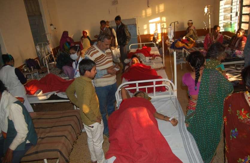 बार-बार सामने आ रहे जिले में पीलिया के मरीज