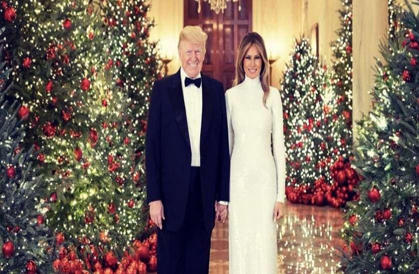 अमरीका में शटडाउन बीच 'अंधेरे' में रहेगा नेशनल क्रिसमस ट्री, जनता के लिए रहेगा बंद
