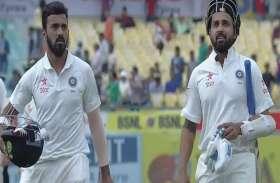 साल 2018 : टेस्ट क्रिकेट में दुनिया की सबसे खराब ओपनिंग जोड़ी बने राहुल-विजय