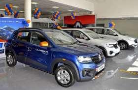 ईयर एंड के मौके पर Renault की कारों पर मिल रहा बंपर डिस्काउंट...