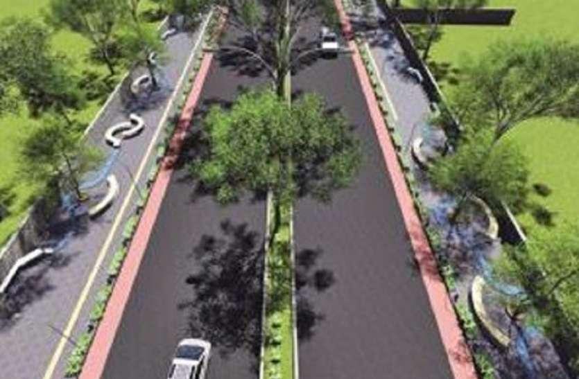 उदयपुर में 21 करोड़ की बनेगी स्मार्ट रोड, ये सब होगा सडक़ पर