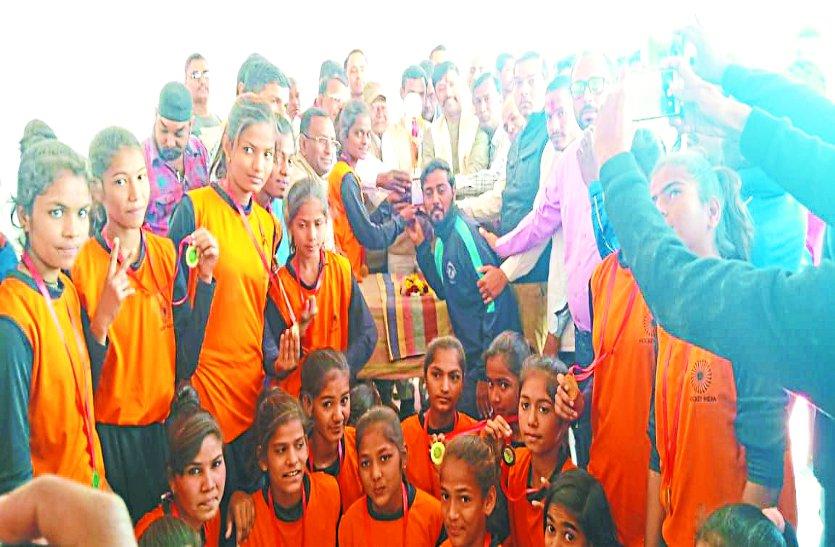 शाजापुर ने जीती हॉकी स्पर्धा, मंदसौर उपविजेता