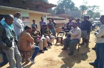कांग्रेस कार्यकर्ता की गुंडागर्दी, 10 साथियों के साथ घुस गया भाजपा कार्यकर्ता के घर और की बेदम पिटाई