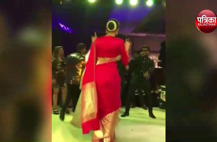 कपिल शर्मा के रिसेप्शन में रणवीर और दीपिका ने मचाया धमाल