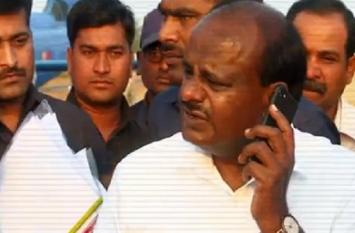 कर्नाटक: एचडी कुमारस्वामी का वीडियो हुआ वायरल, फिर दिया स्पष्टीकरण